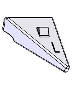Festekloss til rullemotstandssystem (RMS), venstre