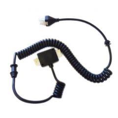 Kabel mellom aktuator og pute, Concens